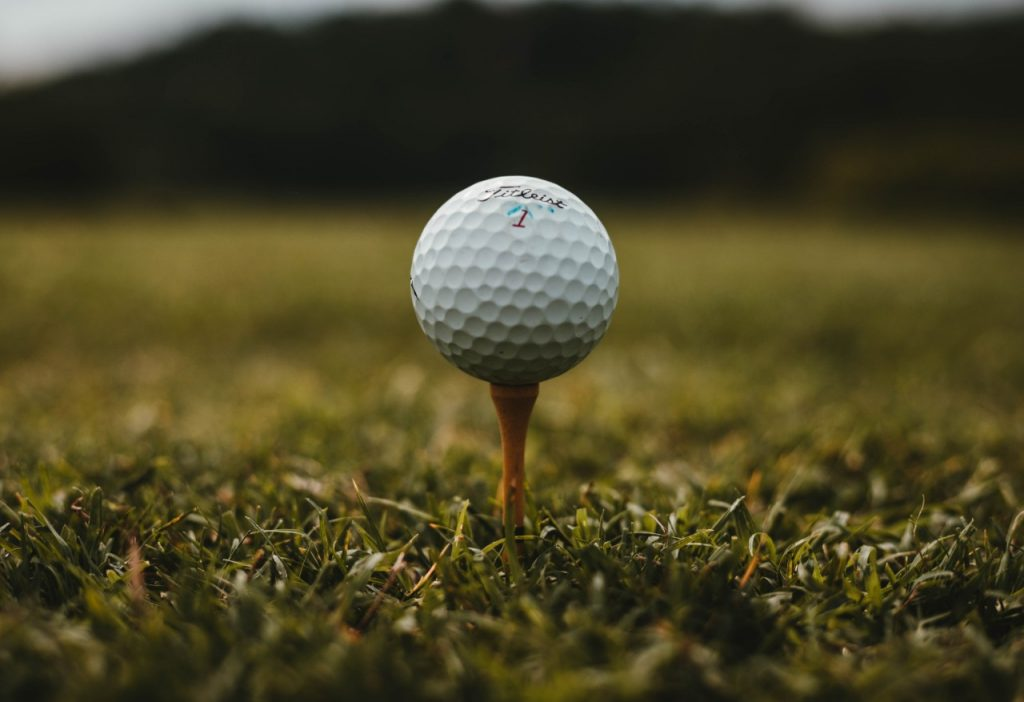 Active Adult Golf Tee | Suzanne Polino REALTOR
