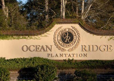 Ocean Ridge Entrance | Suzanne Polino REALTOR