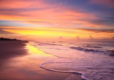 Sunrise on Ocean Isle Beach | Suzanne Polino REALTOR